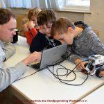 Willkommen beim Forscherkids Schülerlabor Wertheim